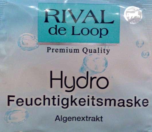 Rival de Loop Hydro Feuchtigkeitsmaske Algenextrakt