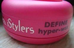 Produktbild zu Schwarzkopf got2b iStylers Define Hyper-Wax