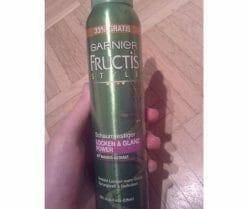 Produktbild zu Garnier Fructis Style Schaumfestiger Locken & Glanz Power