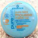 essence pure skin pure teint mousse make-up, Nuance: 03 nude