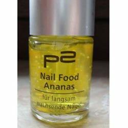 Produktbild zu p2 cosmetics Nail Food Ananas