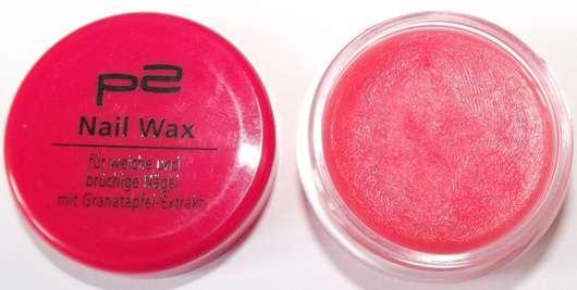 p2 Nail Wax mit Granatapfel-Extrakt