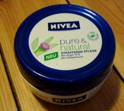 Produktbild zu NIVEA PURE & NATURAL Straffende Pflege