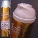 Gillette Satin Care Sensitive Rasiergel mit einem Hauch von Olaz