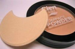 Produktbild zu Cien Beauty Compact Powder – Farbe: 1 Natural