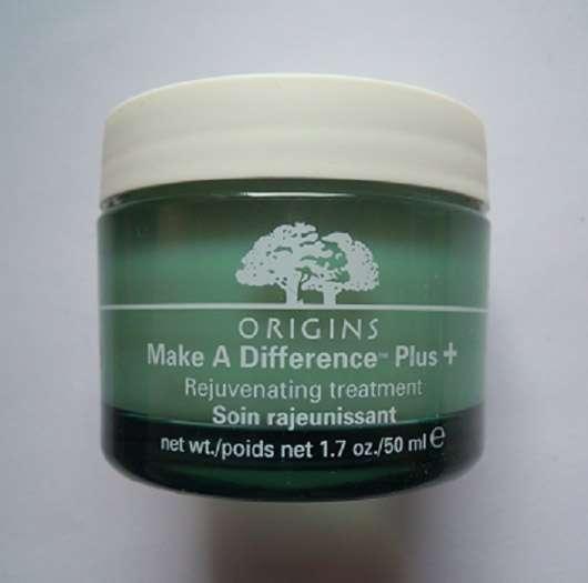 Origins Make A Difference Plus+ Rejuvenating Treatment