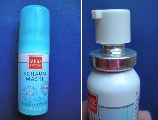 <strong>Merz Spezial</strong> Schaum-Maske S.O.S. Hydro-Effekt