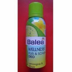 Produktbild zu Balea Wellness Fuß Butter Lemongras & Minze