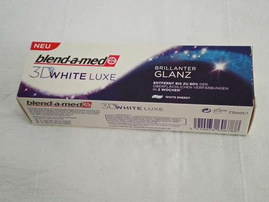 <strong>blend-a-med</strong> 3D White Luxe Brillanter Glanz Zahncreme