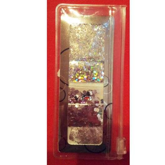 essence nail art decoration kit, Design: 01 fantastic metallics