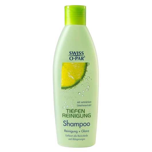 Tiefenreinigung Shampoo von SWISS•O•PAR®