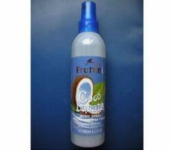 Produktbild zu Fruttini Coco Banana Body Spray