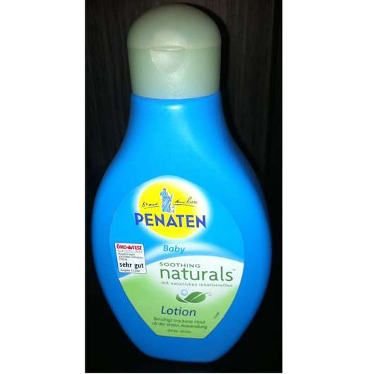 <strong>Penaten</strong> Soothing Naturals Lotion