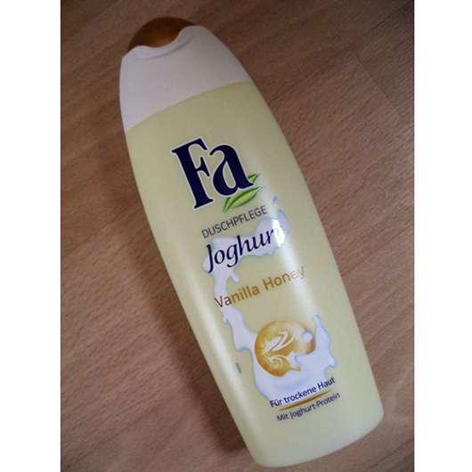 Fa Duschpflege Joghurt Vanilla Honey