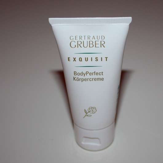 <strong>Gertraud Gruber</strong> Exquisit Body Perfect Körpercreme