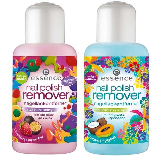 essence design edition nail polish remover