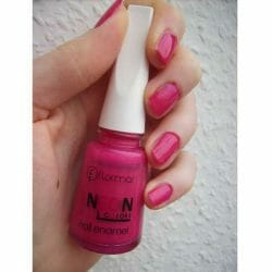 Produktbild zu Flormar Super Neon Colors Nail Enamel – Farbe: N005