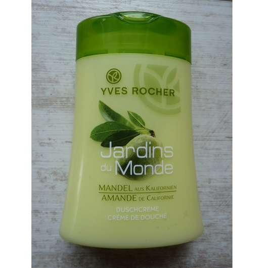 Yves Rocher Jardins du Monde Mandel Aus Kalifornien Duschcreme