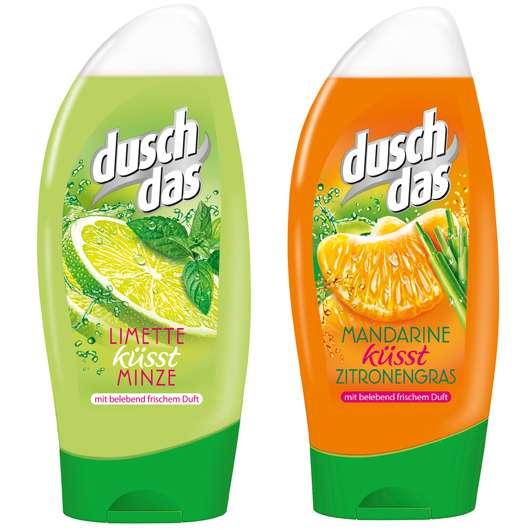 Erfrischende Dusch-Cocktails von duschdas