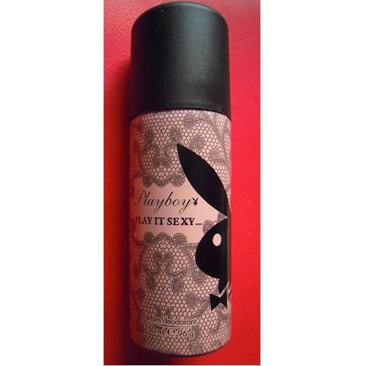 Playboy Play It Sexy Parfum Deodorant