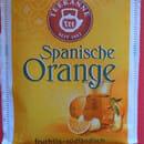 Teekanne Spanische Orange Früchtetee