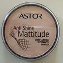 Astor Mattitude Anti Shine Powder, Farbe: 002 Porcelain