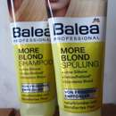 Balea Professional More Blond Shampoo & Spülung