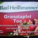 Bad Heilbrunner Granatapfel Tee