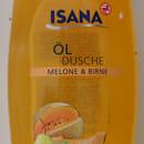 Isana Öl Dusche Melone & Birne