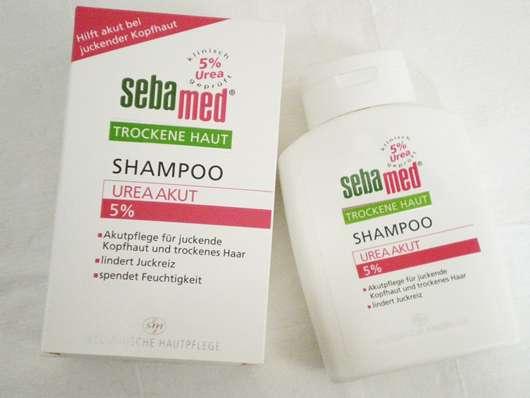 sebamed Trockene Haut Shampoo Urea Akut 5%