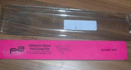 p2 Ultimate Shine Polishing File