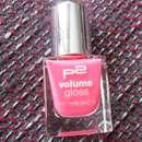 p2 volume gloss gel look polish, Farbe: 070 funky babe