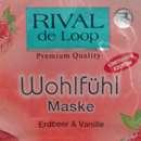 Rival de Loop Wohlfühl Maske Erdbeer & Vanille (LE)