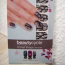 beautycycle Nail Wraps, Design: Wind