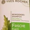 Yves Rocher Reinigendes Shampoo mit Brennessel
