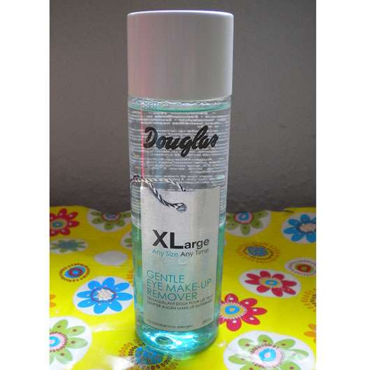 Douglas XLarge Gentle Eye Make-up Remover