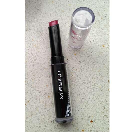 Misslyn Shiny Lip color, Farbe: 66 Frozen Raspberry