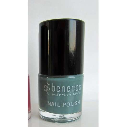 <strong>benecos</strong> Nail Polish - Farbe: Pepper Green