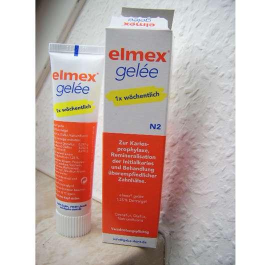 <strong>elmex</strong> gelée