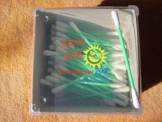 Happy Days 200 Wattestäbchen