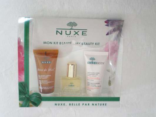 <strong>NUXE</strong> My Beauty Kit