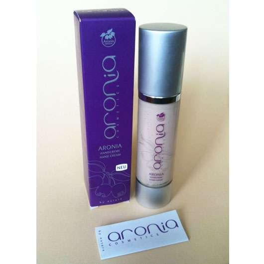 Aronia Cosmetics Handcreme