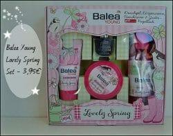 Produktbild zu Balea Young Lovely Spring Set (LE)