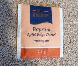 Produktbild zu Meßmer Türkischer Bayram Apfel-Feige-Dattel Früchtetee