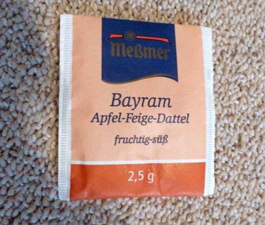 Meßmer Türkischer Bayram Apfel-Feige-Dattel Früchtetee