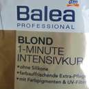 Balea Professional Blond 1-Minute Intensivkur