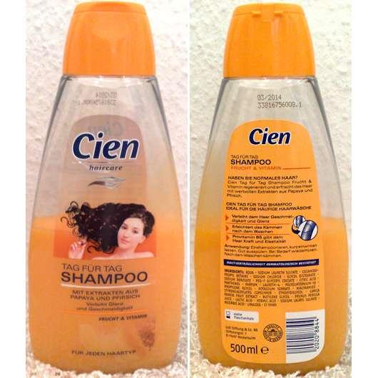 Cien Haircare Tag Für Tag Shampoo Frucht & Vitamin