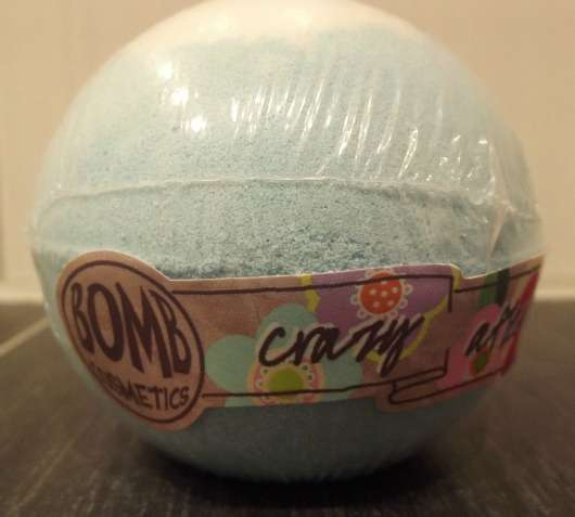 <strong>Bomb Cosmetics</strong> Crazy After Dark Bath Blaster