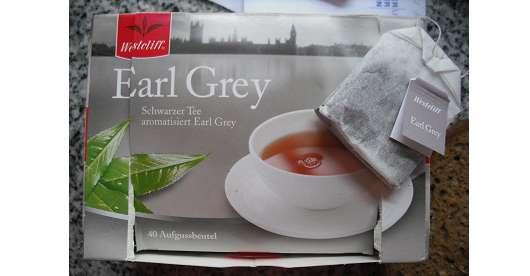 Westcliff Earl Grey Schwarzer Tee