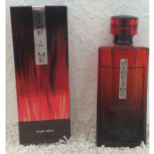 <strong>KiK</strong> Fire In Me For Men Eau de Toilette